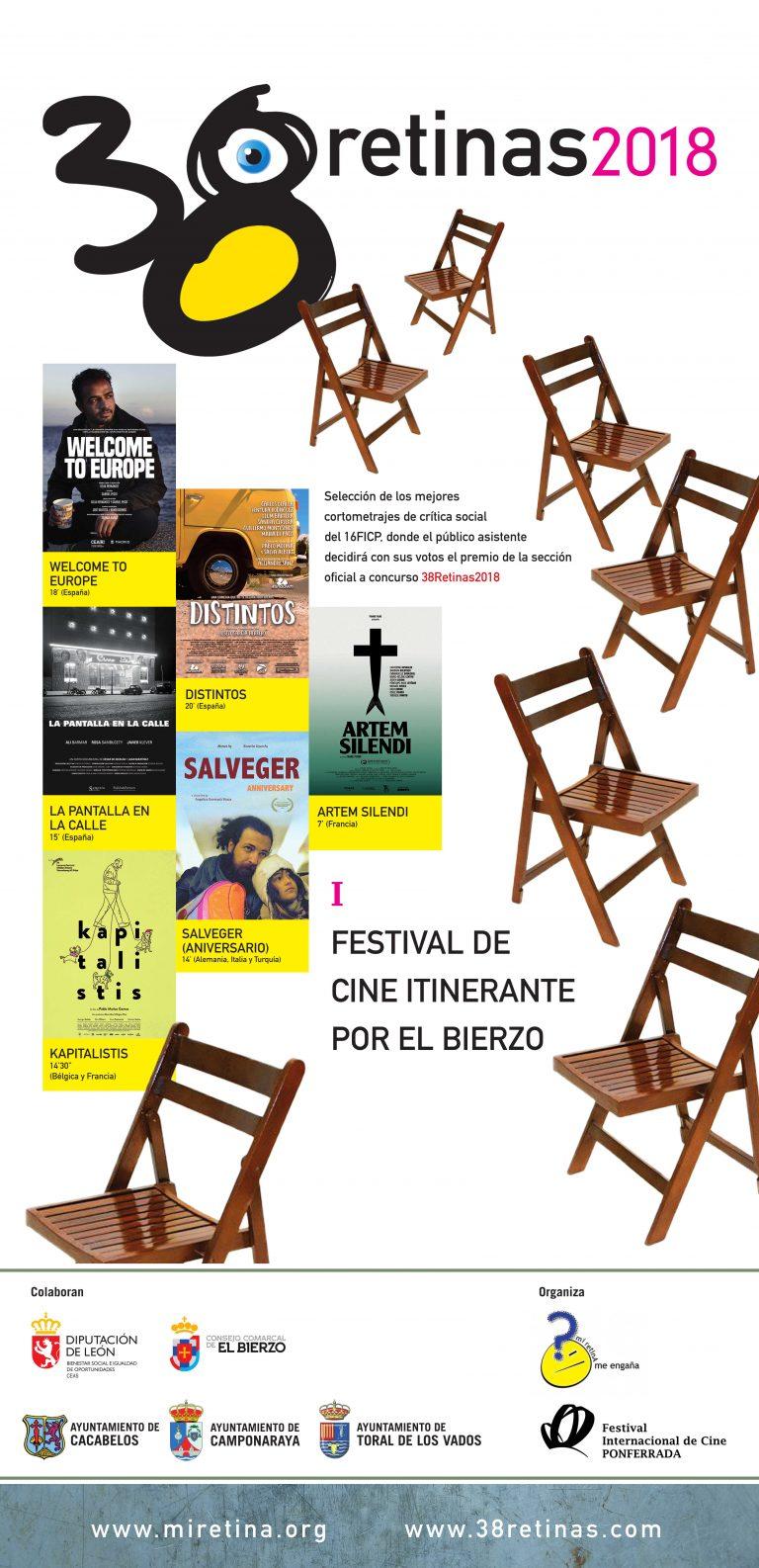 1º FESTIVAL DE CINE ITINERANTE POR EL BIERZO